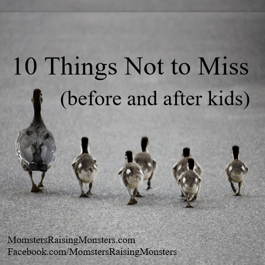 10 Things Not to Miss